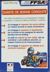 Panneau charte EFK